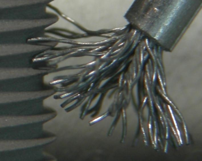 ICT cepillo limpiador de implantes