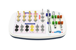 FR Kit Extractor de implantes