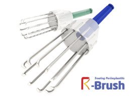 R-Brush cepillo limpiador de implantes
