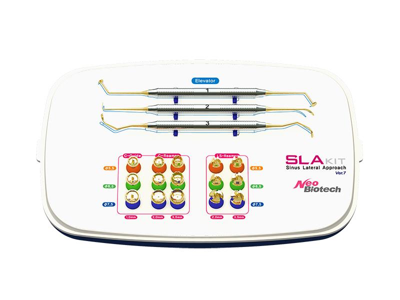 SLA Kit abordaje lateral del seno