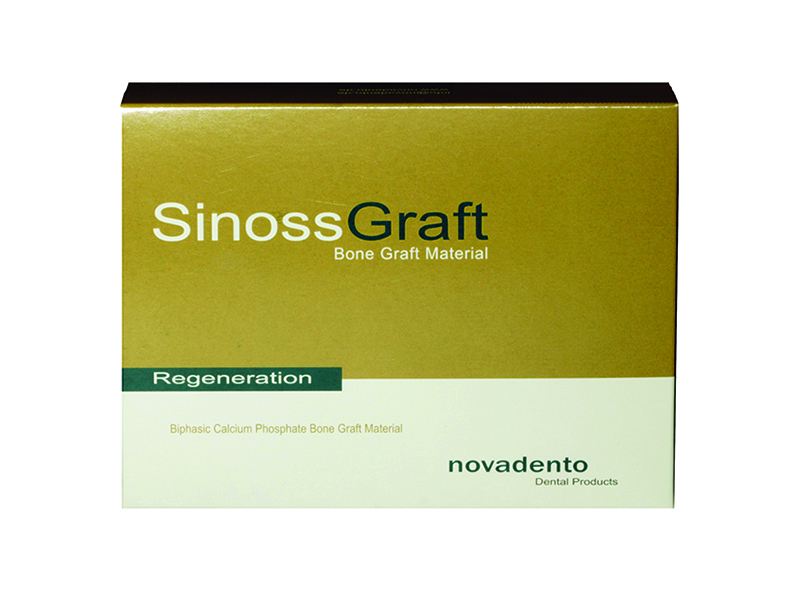 SinossGraft granulado bifásico 0.5-1mm