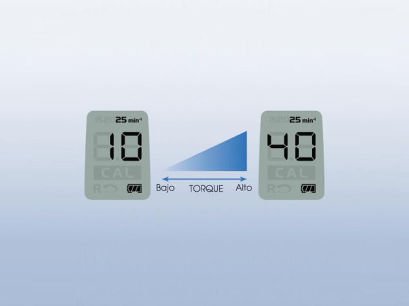 isd900 torque
