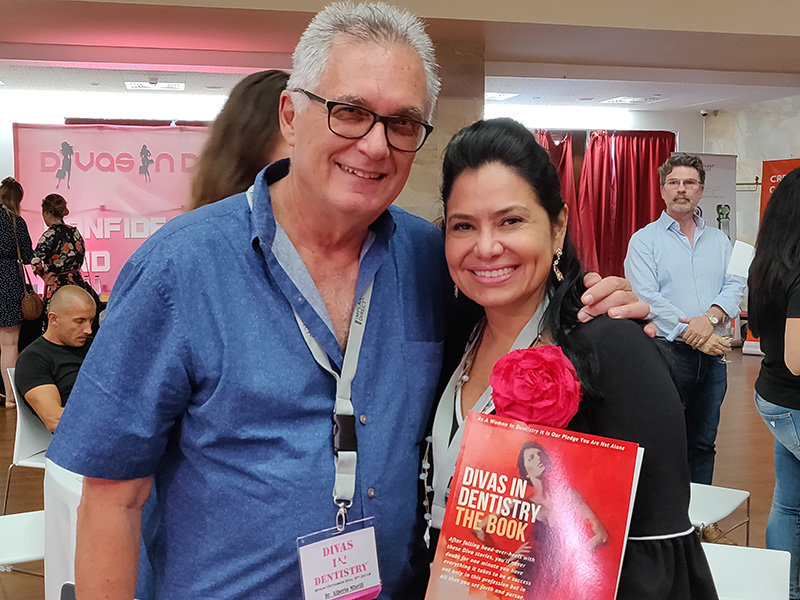 Dr. Alberto Micelli - Dra. Ana Luisa Bernotti - Divas in Dentistry. Benidorm 2018