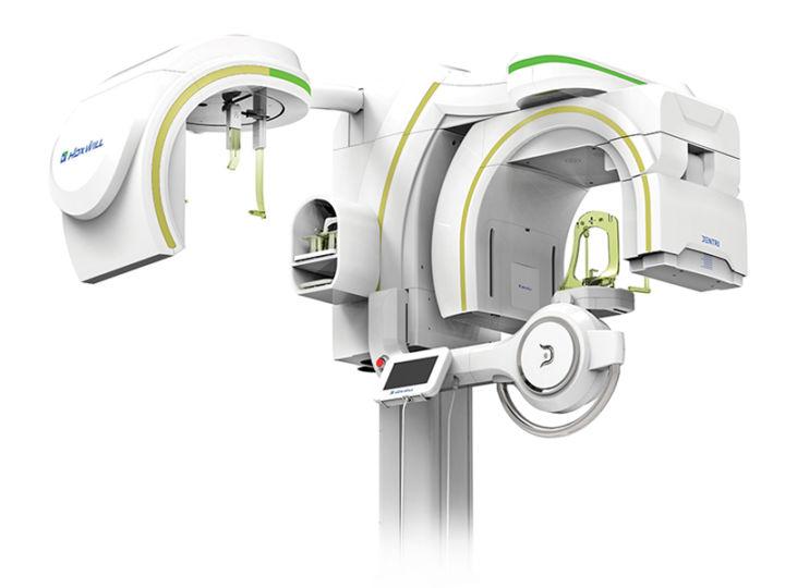 Dentri: Sistemas de Rayos-X Dental CBCT