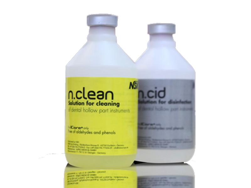 iCare Plus ncid nclean