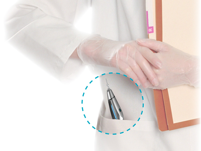 K2 mobile: Láser dental inalámbrico para tejidos blandos
