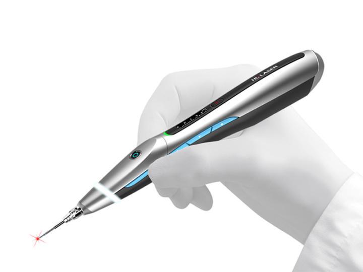 Láser dental inalámbrico para tejidos blandos - k2 mobile: láser de mano sin cables y sin pedales