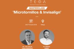 Teda: Microtornillos & Invisialign
