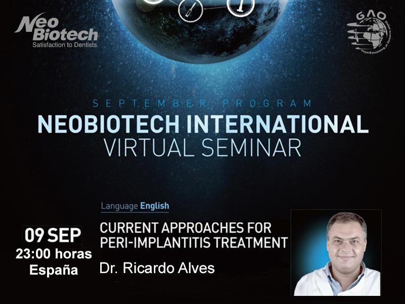 Webinar Dr. Ricardo Alves