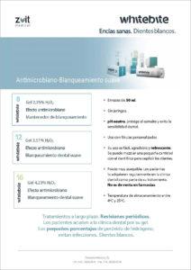 Whitebite folleto