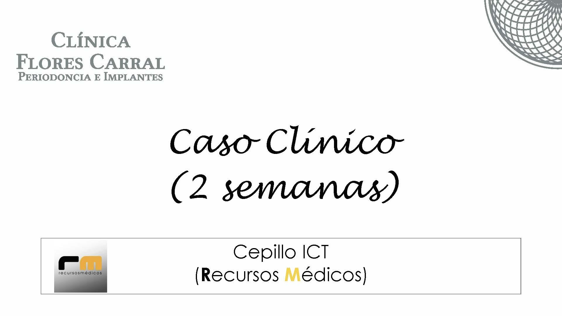 Dra Cristina Carral periimplantitis son ICT