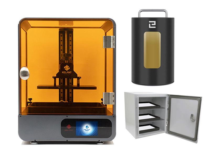 Printer 3D Da Dent Pro - Pack