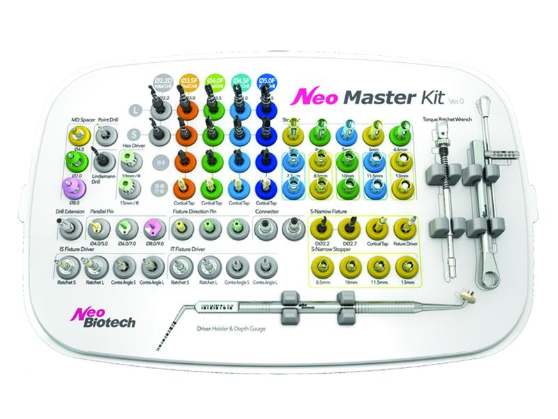 Neo IS Master Kit
