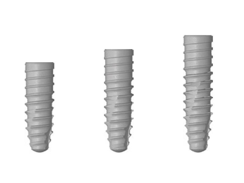 Implantes IS-III active S-Narrow